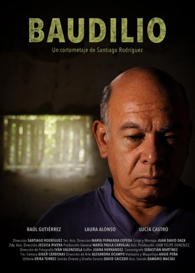 Poster Baudilio